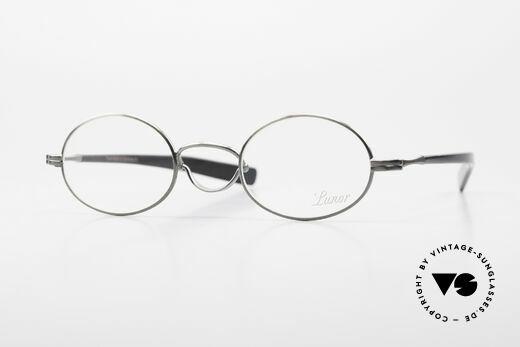 Lunor Swing A 33 Oval Schaukelsteg Antik Silber AS Details