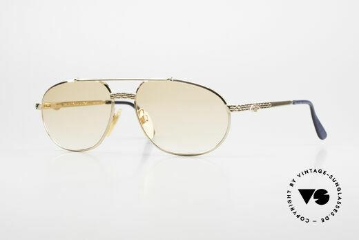 Bugatti EB503 Klassische Luxus Sonnenbrille Details