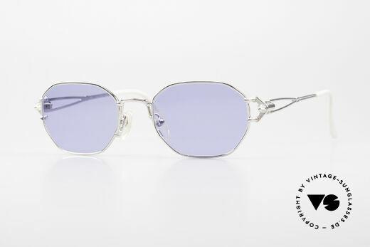 Jean Paul Gaultier 55-6106 Rare 90er Designer Sonnenbrille Details