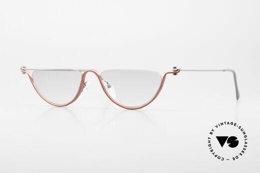 ProDesign No11 Gail Spence Sonnenbrille 90er Details