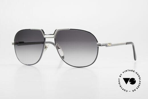 Cazal 710 Ultra Seltene 80er Sonnenbrille Details