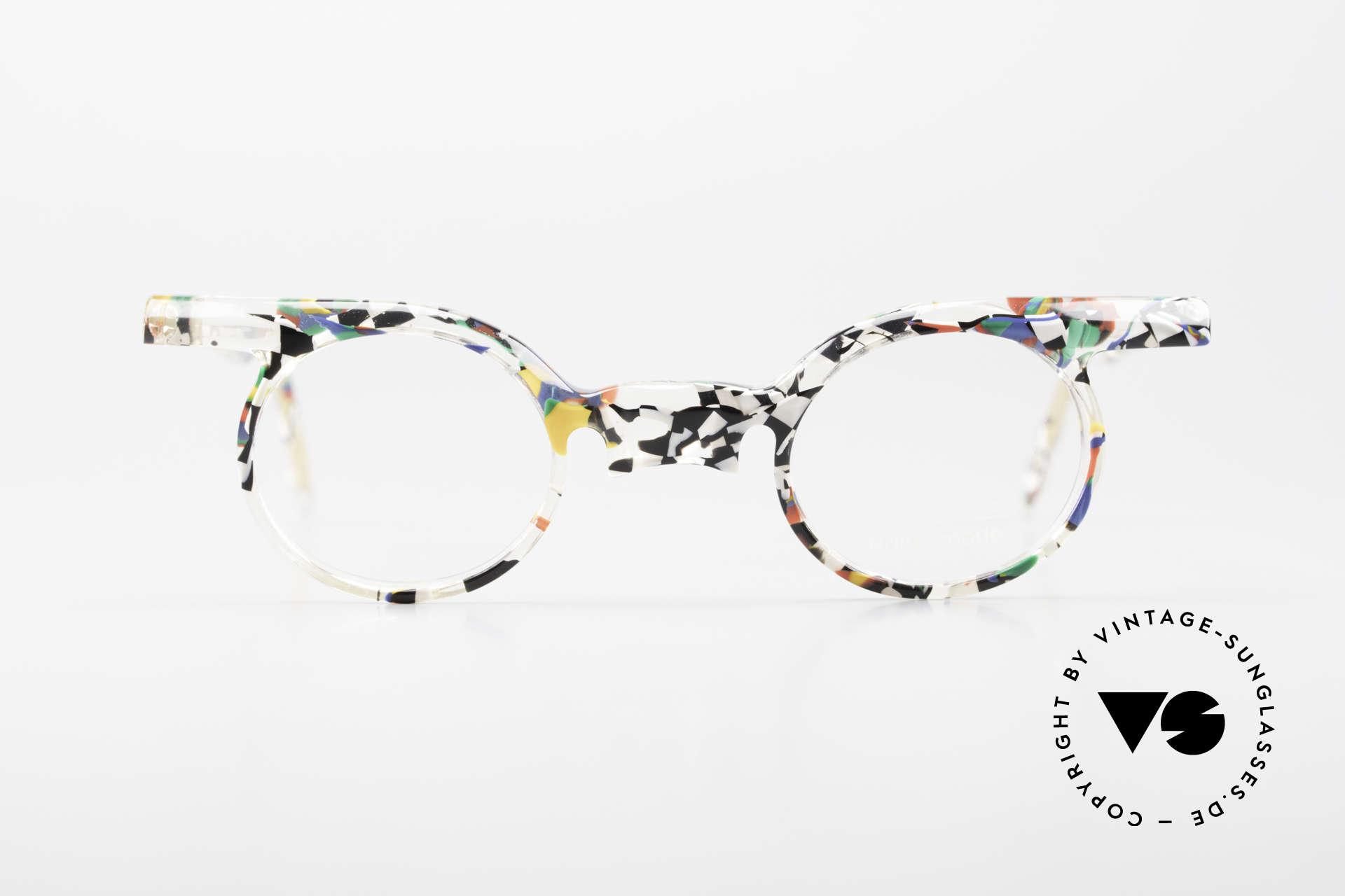 """Axel S. Miracle Verrückte Vintage Brille Damen, Modell """"MIRACLE"""" = der Name sagt eigentlich alles ;), Passend für Damen"""