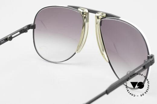 Willy Bogner 7011 80er Sport Sonnenbrille Pilot, KEINE RETROBrille; ein echtes altes vintage ORIGINAL, Passend für Herren