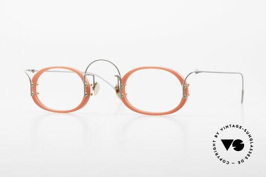 Paul Chiol 13 Designer Kunstbrille Vintage Details