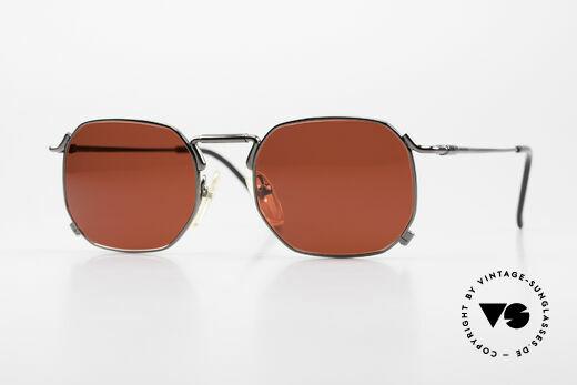 Jean Paul Gaultier 55-8175 Spektakuläre Vintage Brille Details