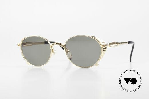 Jean Paul Gaultier 56-4174 Steampunk Sonnenbrille 90er Details
