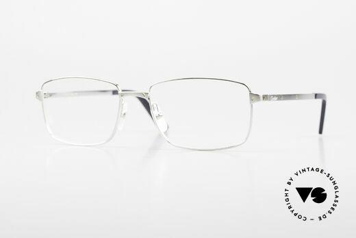 Cartier Core Range CT02040 Klassische Luxusbrille Herren Details