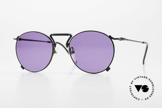 Jean Paul Gaultier 55-8174 90er Panto Designerbrille JPG Details