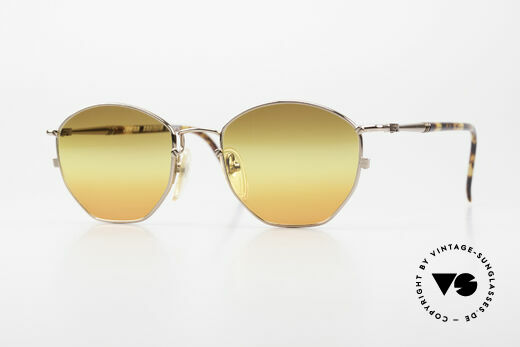 Jean Paul Gaultier 57-2273 Rare Vintage Designerbrille Details