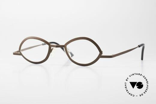Theo Belgium Australia Zauberhafte Damenbrille 90er Details
