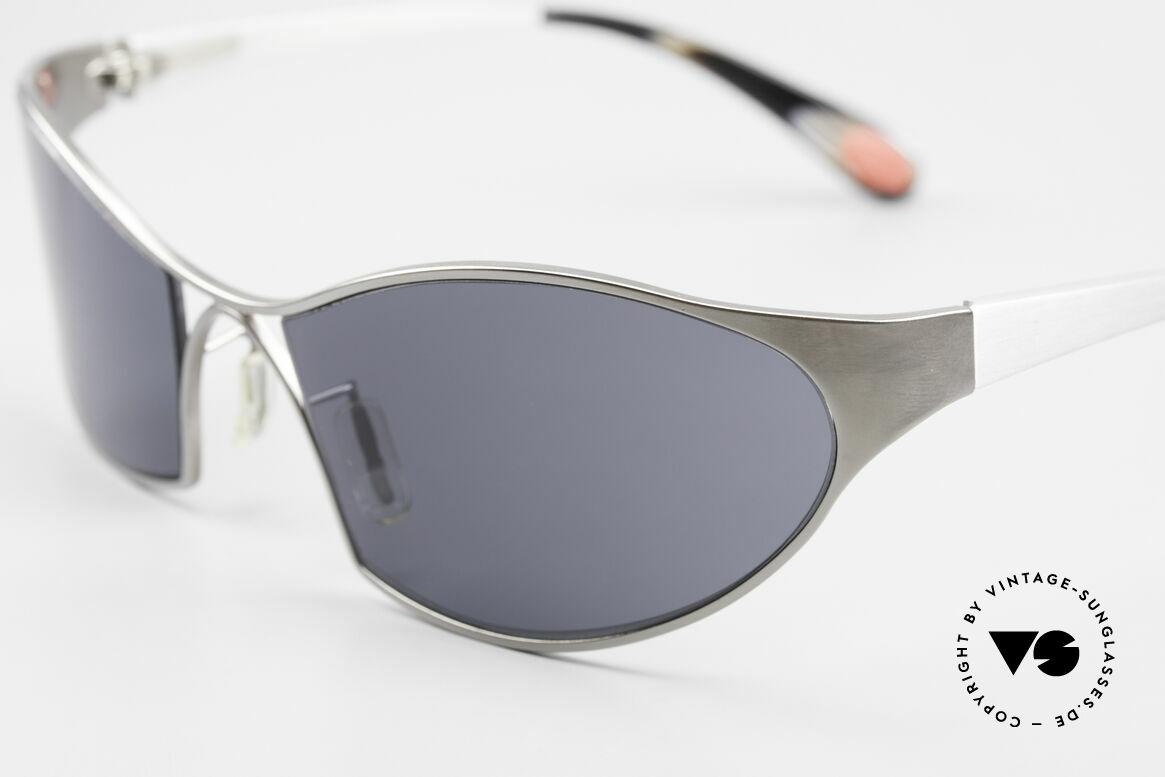 Bugatti 368 Odotype Sportliche Herren Sonnenbrille, spezielle Glaseinfassung: 100% UV Protection, Passend für Herren