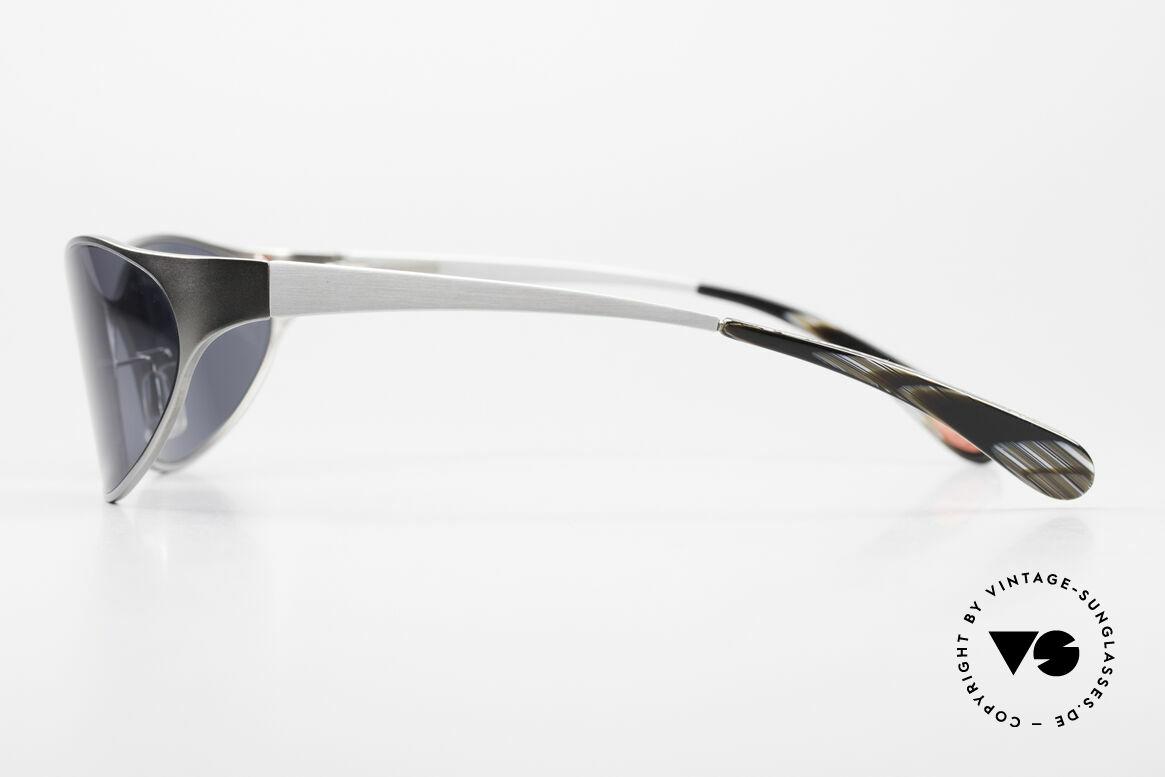 Bugatti 368 Odotype Sportliche Herren Sonnenbrille, circa 15 Jahre altes Einzelstück; ungetragen!, Passend für Herren