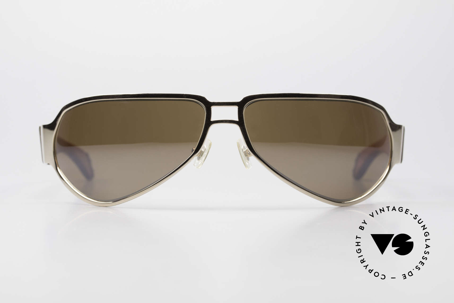 Chrome Hearts Shaft Luxus Herrenbrille Für Kenner, markante Luxus-Herrenbrille in Wrap-Design, Passend für Herren