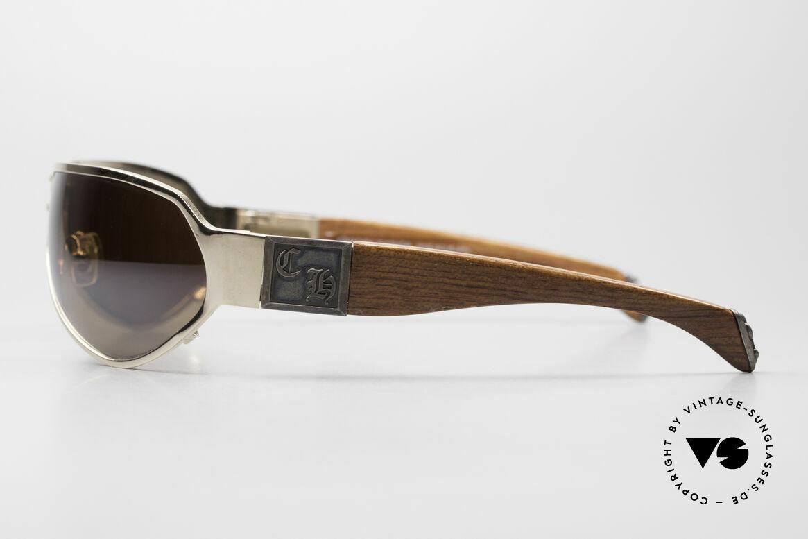 Chrome Hearts Shaft Luxus Herrenbrille Für Kenner, ein Begriff unter Kennern & Qualitätsliebhabern, Passend für Herren