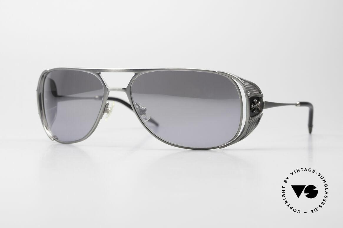 Chrome Hearts Jones Luxus Sonnenbrille Für Kenner, rare Chrome Hearts Sonnenbrille: Mod. JONES, Passend für Herren