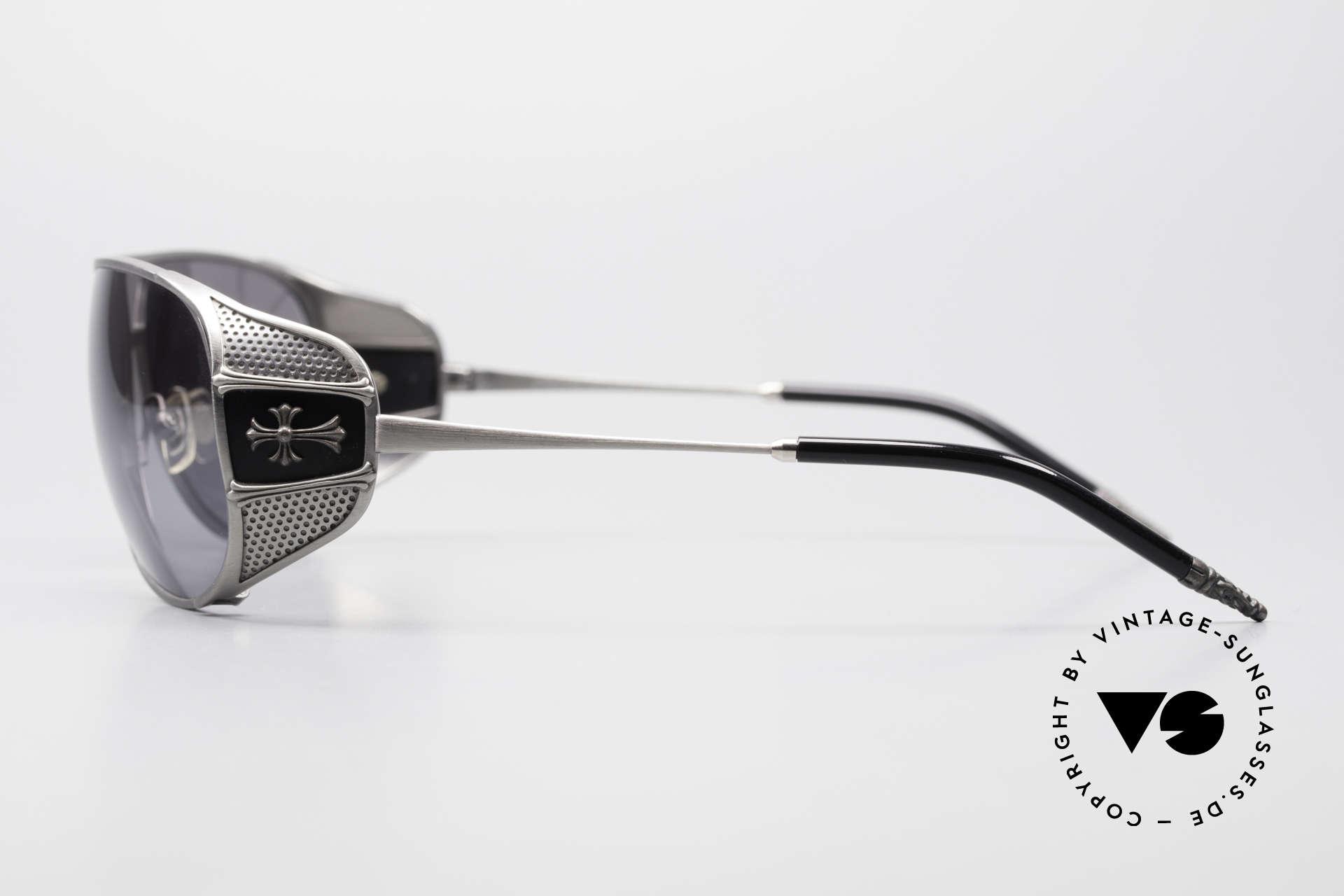 Chrome Hearts Jones Luxus Sonnenbrille Für Kenner, ein Begriff unter Kennern & Qualitätsliebhabern, Passend für Herren