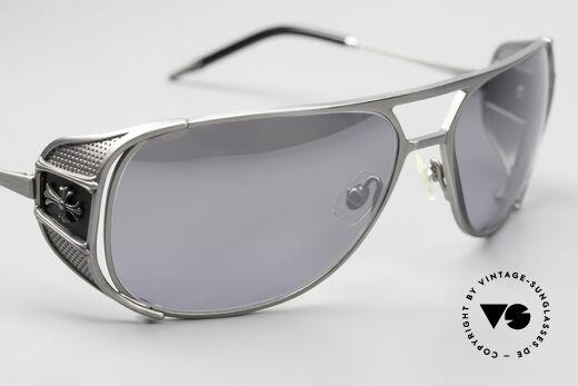 Chrome Hearts Jones Luxus Sonnenbrille Für Kenner, ungetragenes Exemplar von 2013 (eine Rarität!), Passend für Herren