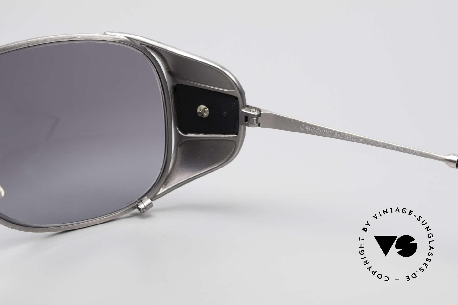 Chrome Hearts Jones Luxus Sonnenbrille Für Kenner, Größe: large, Passend für Herren