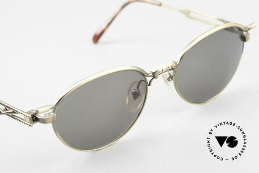Jean Paul Gaultier 56-4172 Unisex Designerbrille 90er JPG, KEINE RETROBRILLE; ein altes Original von 1992/93, Passend für Herren und Damen