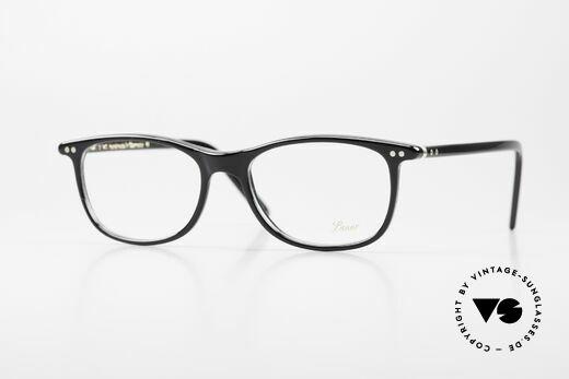 Lunor A5 600 Klassische Damenbrille Azetat Details